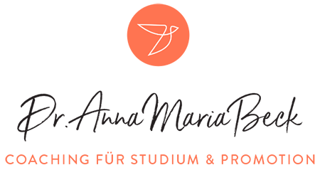 Dr. Anna Maria Beck – Coaching & Training Logo